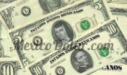 Dólar podría cerrar el año 2012 en 13.03 pesos en México